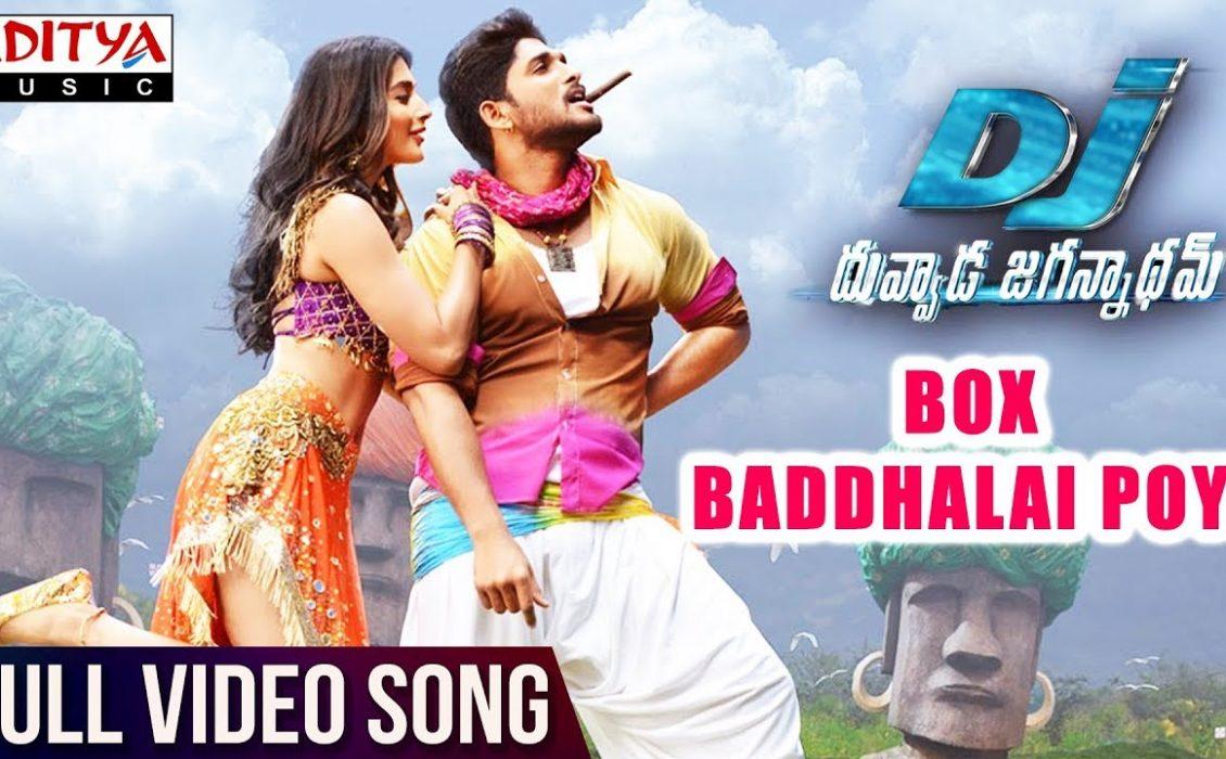 Box Baddhalai Poye Video Song