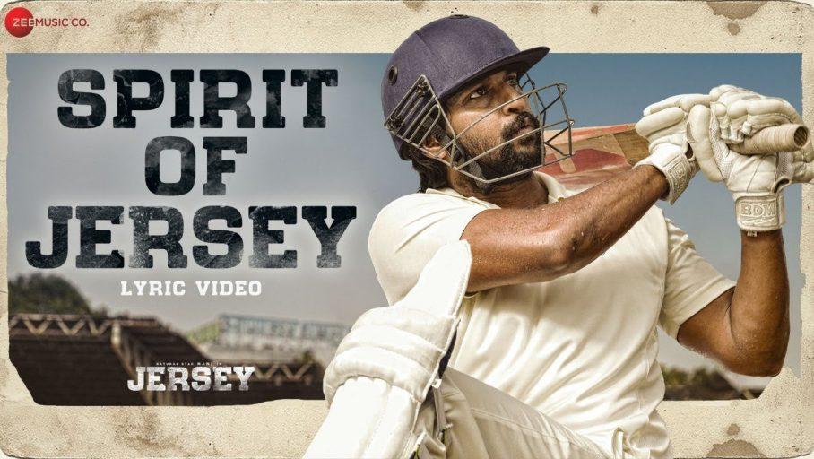 Spirit Of Jersey Song Lyrics – Jersey Movie